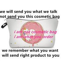 Wholesale New Sale Products - instagram product ins talking items NEW ARRIVAL HOT SALE COSMETIC BAG 8