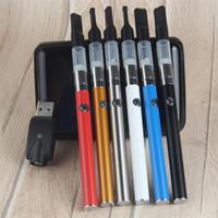 Wholesale Button Kits - Mini CE3 Box Kit 280mAh Button Manual Battery Oil Bud Touch Vaporizer O Pen Vape 510 Thread Cartridge DHL