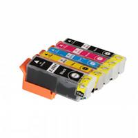 Wholesale epson xp ink - YOTAT 5pcs ink cartridge for Epson T2601 T2611-T2614 for Eposn Expression premium XP-600 XP- 605 XP-610 XP-700 XP-800