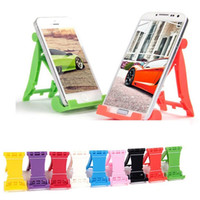 Wholesale Race Display - Large size Mobile Phone Holder F1 Racing Car Stand Display Support for universal smartphone Tablet DHL Free shipping