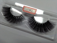 Wholesale Fake Factory - Natural Mink False Eyelashes 10 pair Long Eyelash High Quality 3D Silk Fake Eye Lashes Extension Factory Price