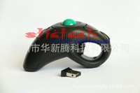 Wholesale by dhl or ems Multifunctional g y w wireless hand held trackball mouse air mouse