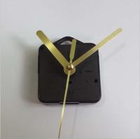 quarz handwerk uhren großhandel-Mode Uhren Gold Craft Geschenk Uhr und Uhrenteile Wellenlänge 13cm Uhr Zubehör Quarzuhr Mechanismus Bewegung