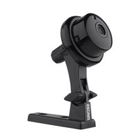 Wholesale Wireless Sd Motion Camera - NEW Escam Button Q6 1MP wireless mini camera ONVIF 2.4.2 support Mobile view motion detector and Email alarm up to 128G SD card