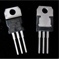 Wholesale Linear Toys - 50 Lot 7805 L7805CV LM7805CT MC7805CTG TO-220 5.0V 1.0A Linear Voltage Regulators+free shipping