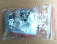 Wholesale Transistor A92 - Transistor Assorted Kit 17valuesX10pcs=170pcs TO-92 Transistors S9012 S9013 S9014 A1015 C1815 S8050 S8550 2N3904 2N3906 A42 A92