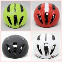 Wholesale Ride Gear - 2017 ultra-light road bike pneumatic helmet. One-piece ride riding helmet riding a protective gear bicycle equipment