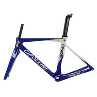 Wholesale Bike Bond - Hot sale carbon road bike frame 3K weave BB386 bottom bracket BOND carbon frame 49 cm 52cm 54cm 56cm glossy or matte