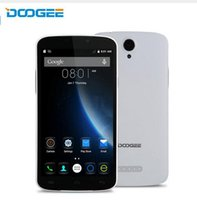 Wholesale Unlocked Android Smartphone 1gb - 3G Original Smartphone DOOGEE X6 1GB+8GB 5.5 inch Android 6.0 MTK6580 Quad Core 1.3GHz unlocked Phone WiFi BT GPS OTA Cellphone