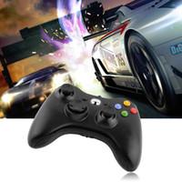 Wholesale Xbox Joypad Wholesale - USB Wired Joypad Controller For Microsoft for Xbox & Slim 360 PC for Windows 7 joystick