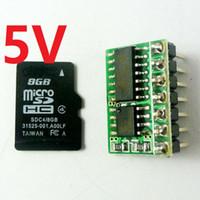 otobüs kontrolü toptan satış-Mini Otomatik kontrol SP485 IC 5 V RS485 TTL 232 Modülü UART Seri Port için 485 BUS Dönüştürücü Arduino UNO MEGA MCU AVR