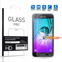 Wholesale Edge Series - For Samsung Galaxy S5 S6 S7 S8 Edge Plus Note 8 series Tempered Glass Screen Comfortable hand feeling Retail packaging