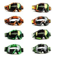 Wholesale Cycling Gear For Women - 2017 Hot Sales KTM Motorcycle Goggle Motocross Glasses MOTO ATV Gafas Racing Protective Gear Cycling Mask For Paintball& CS Sports