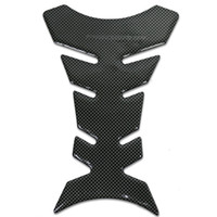 Wholesale New Fuel Tanks - 3D New Carbon Fiber Gel Gas Fuel Tank Pad Protector Sticker for All Motorcycle