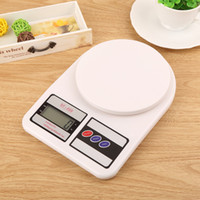 Wholesale Test Measurement - Kitchen Scale Weighing Machine Household scales Food Ingredients Herbs Accurate measurement 10KG Electronic Weighing Scale With box