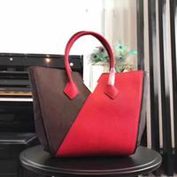 Wholesale Knitting Bag Shop - 2017 Wholesale 40460 Shopping bag Lady Fashion Designer Famous Big Shoulder bag Tote luxury handbag card holder purse evening bag messenger