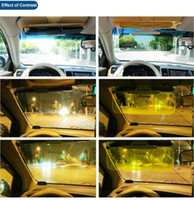 Wholesale Day Night Auto Sunshade - Auto Sunshade Prevent Dazzle Mirro Car Effective Anti-glare Day Night Driving Glass Prevent Dazzle Vision Mirror