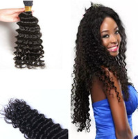 Malasia Deep Wave Human Hair Products 3Bundles Malásia Cabelo humano volume 8-30inch Unprocessed Masian Deep Wave Cabelo humano volume