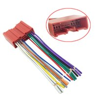 Wholesale Audio Harness - FEELDO Car Radio CD Player Wiring Harness Audio Stereo Wire Adapter for Mazda Install Aftermarket CD DVD Stereo SKU#:2953