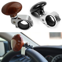 Wholesale Car Steering Knob - Hickory Car Auto Steering Wheel Suicide Spinner Handle Knob Booster M00044 VPWR