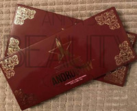 Wholesale Dhl Shipping Items - 2017 NEW ITEM !Jeffree Star's ANDROGYNY 10 COLORS EYESHADOW PALETTE - Ready to free Shipping via dhl