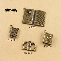 Cheap Charms Bible charms Best Traditional Charm Letters & Numbers book charms