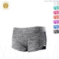 Großhandel-Quick Dry Fit Running Sport Shorts - Frauen Jogging Boxing Gym Training Workout Fitness Übung Beach Tight Trunks Kleidung