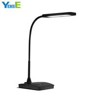 Wholesale Regulation Light - Hot Sale LED Table Lamp Dimming Switch Regulation Color Children Eye Protection Study Reading Light