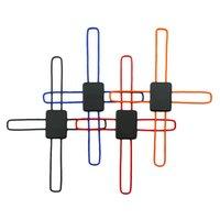 универсальный держатель для универсального телефона оптовых-Универсальный держатель Портативный мини автомобильный держатель гибкие DIY колодки iPhone 8 Samsung Galaxy Note 8 телефон творческий ленивый квартира