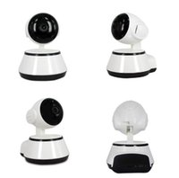 Pan telecamera wireless IP Camera WIFI 720P CCTV Home Security Cam micro SD slot microfono di sostegno P2P APP APP