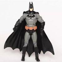 Wholesale Batman Arkham - 2017 15cm Movie Batman Dark Knight Returns Marvel Arkham City Action Figure Kids Toys Kids Action Figure Toys Robot Kids Toys