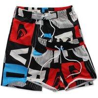 Wholesale Mens Beach Shorts Wholesale - Wholesale-2016 Summer Style Brand Board Lovers Shorts Men Women Bermudas Mens Short Casual Male Beach Shorts Bermuda Masculina
