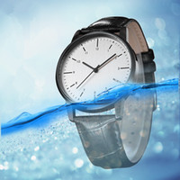 Wholesale Korean Hot Product - WLISTH Brand Fashion Wristwatch Korean hot new products leisure Waterproof belt quartz watch Men Watch Top Luxury Brand Men Watch