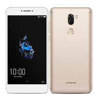 "Wholesale coolpad cell phones - Original Coolpad Cool Play 6 4G LTE Mobile Phone 6GB RAM 64GB ROM Snapdragon 653 Octa Core Android 5.0 5.5"" FHD Fingerprint ID Cell Phone"