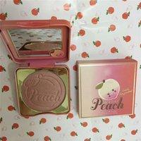 dulces sin azúcar al por mayor-Melocotón dulce PAPA Do not MELOCOTÓN Papa Do not Peach rubor un rubor en color Sugar Pop Totally Cute Cat Eyes free DHL