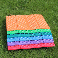 Wholesale Quality Foam Mattress - Wholesale-High Quality Portable Outdoor Hiking Foldable EVA Foam Waterproof Cushion Seat Pad