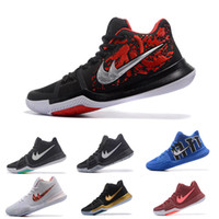 Bowling original football teams - New Kyrie Irving Mens Basketball Shoes black ice Hyper Cobalt Duke PE Team Red Kyrie Original Sneakers sports shoes eur