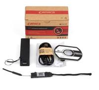 Wholesale H 264 Dvr Module - Z88 1080P SPY module pinhole Camera HD wifi P2P ID DIY Module Camera with power bank H.264 DVR Wireless Spy Surveillance Cameras