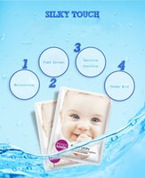 Wholesale Acne Babies - 2017 new BIOAQUA Moisturizing Mask Face Mask Whitening Wrapped Mask Oil Control Facial Masks Smooth Like Baby Skin 30G WHOLESALE high qualit