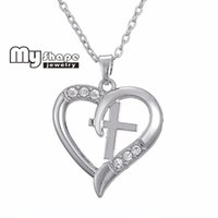 Wholesale Inspirational Charms - Wholesale-Dropshipping Jesus Christianity Inspirational Heart Cross And infinite Necklaces Christian Charm Necklace woman Jewelry