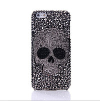 Wholesale Skull Cell Case - Fashion Samsung Cell phone Cases Best Skull and crossbones Phone Cover case for Iphone Samsung S7 S6 edge