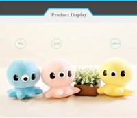K-Drama Legend Of The Blue Sea Bambini Lovely Plush Animals Toy 17cm Pink Blue Octopus Peluche ripiene Doll