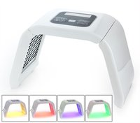 Wholesale Wholesale Led Light Therapy - PDT LED Light Photodynamic Skin Care Rejuvenation Photon For Facial Body Therapy