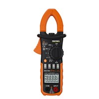 Wholesale Voltmeter Ac Analog - MS2108A Digital 400A AC DC Clamp Meters AC DC Voltmeter Capacitor Ammeter Ohmmeter Tester LCD Backlight Electric Tester