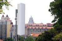 Wholesale High Gain Antennas - 2.4Ghz 14dBi High Gain Antenna 150Mbps Outdoor Wifi COMFAST Long cover 5km wireless amplifier WIFI Access Point Nanostation