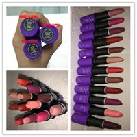 Wholesale Dreams Collection - HOT NEW Selena Collection MATTE LIPSTICK Dreaming Of You Matte Lipstick Makeup Waterproof Beautiful Cosmetics 12 Color