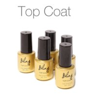Wholesale top coat clear nail - Wholesale-Bling Gel Lacquer Top Base Coat 6ml Top it Off Soak-off Transparent Clear Colors Long-lasting UV LED Gel Varnishes Nails NA018