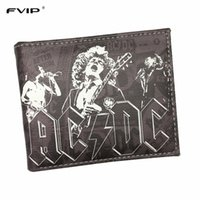 Wholesale Photo Beatles - Wholesale- FVIP Wallet of Classic Rock and Roll Orchestra Megadeth  Metallica  Nirvana  Gun's Roses  The Beatles and Rolling Stones Wallets