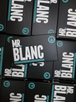 Wholesale Teeth Whitening Strips Wholesalers - Best Selling Mr Blanc Teeth Whitening Strips - 2 Weeks Supply-1 Box= 14 Pouches = 28 Strips EACH POUCH CONTAINS TWO STRIPS