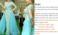 Wholesale Add Lace Wedding Dress - Exquisite Full Lace Mermaid Prom Dresses Po# 259756883 Custom Made Size and Color For Update Fabric Add Fees Ugent Fees Special Link